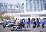 50名のバイク女子が集結! レディースカフェミーティングの画像