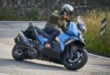 【海外試乗速報】BMW C400X メディア向け発表会の画像