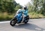 BMW Motorrad C400X/軽快さの中にハイテクを満載! 手軽に楽しめるミドルスクーターの画像