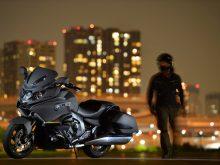 Dark&Coolをコンセプトに BMW Motorrad K1600Bマットブラック化計画発動!の画像
