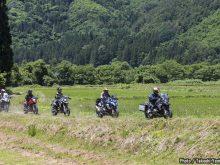 冒険したいGS乗りのための「林道10か条」の画像
