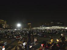 夜のお台場に500台を超えるバイクが集結!「6th Night Rider Meeting」レポートの画像