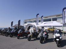第5回JAIA輸入二輪車試乗会・展示会 BMWレポートの画像
