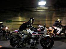 ヘリテージの BMW R nineT Racerにフィーチャー「それは、カフェレーサーに聞いてくれ」 —Party—の画像