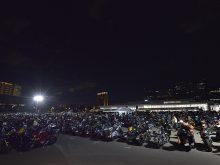 夜のお台場でバイクを満喫!BMW主催の「8th Night Rider Meeting 」レポートの画像