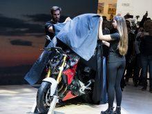 【EICMA2019レポート】「S1000XR」に「F900XR」「F900R」を発表したBMW Motorradの画像