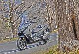 BMW Motorrad C400GT(2020) / すべてカバーできる高性能なコンパクトコミューターをインプレの画像